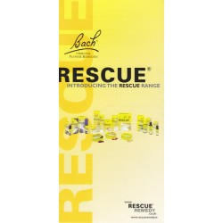 Rescue Remedy Leaflet