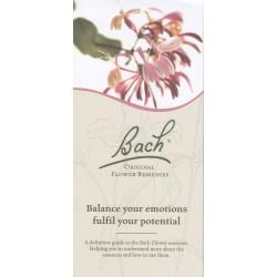 BACH FLOWER REMEDY LEAFLET