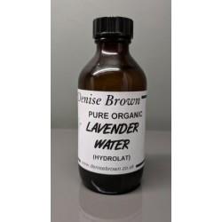 Organic Lavender Water...