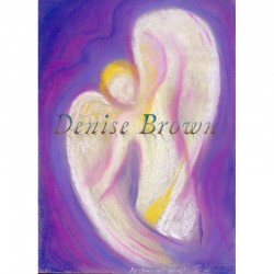 ARCHANGEL URIEL cards / prints